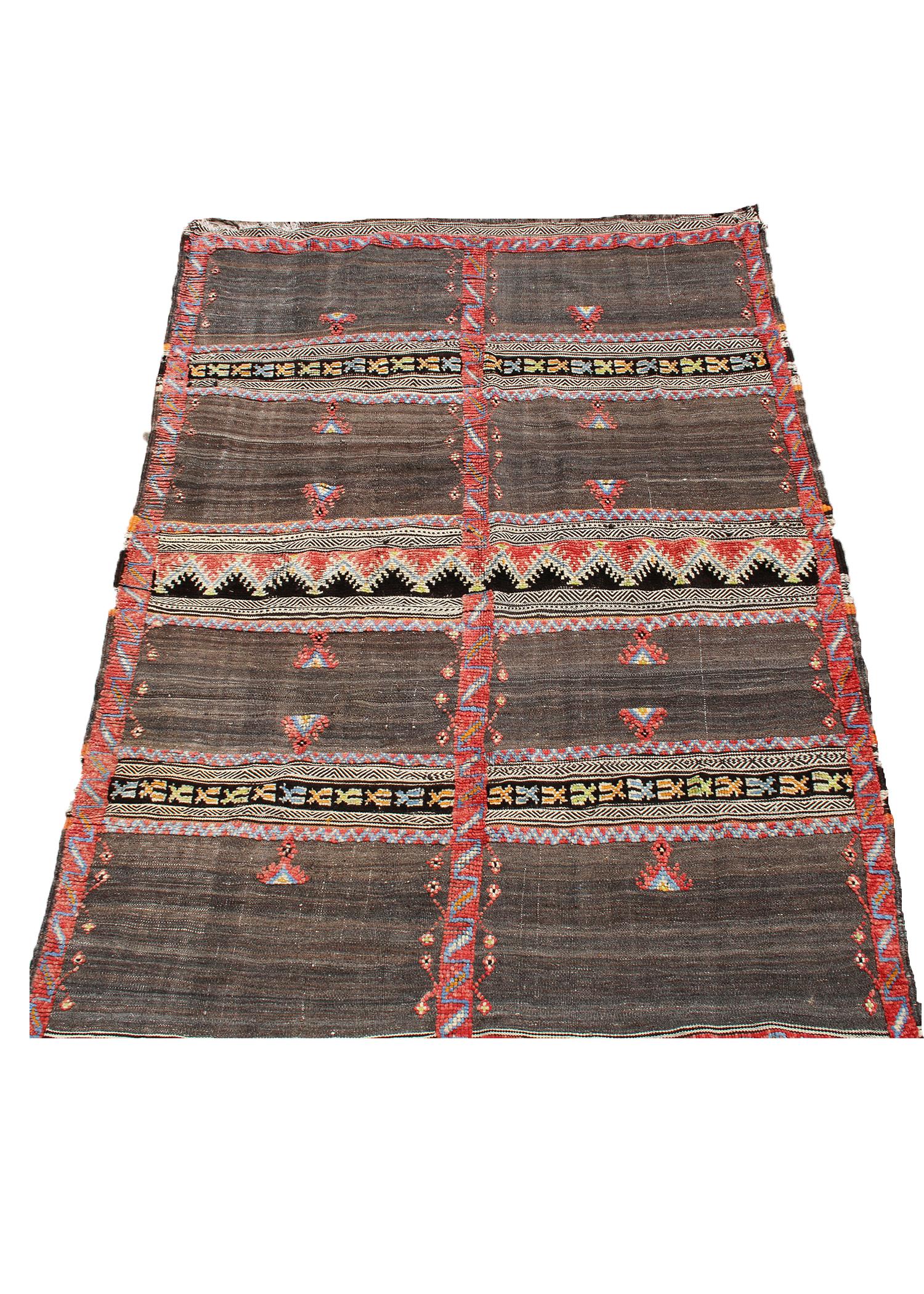 R3 full length rug
