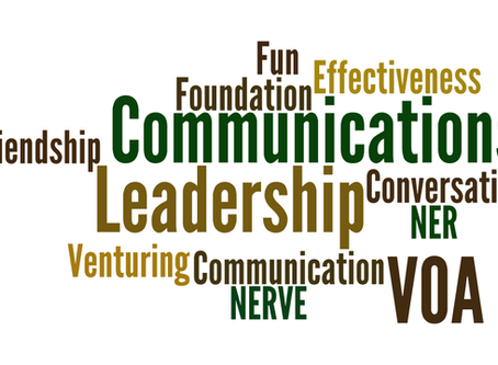 Advice from the Region: Internal Communications