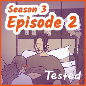 S3E2: The Baby is a Comin