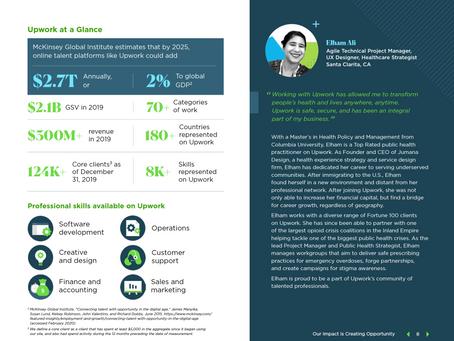 2019 Upwork Annual Impact Report