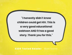 S3E6 Tested Reader Testimonial