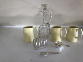 205 Misc Crystal, Mugs, Silver.jpeg