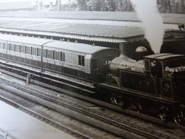 16 Railway 34 feet carriages in use arou