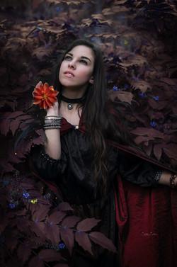 Flower déesse