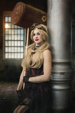 Harley Quinn Steampunk