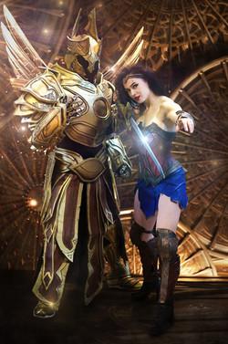Imperius & Wonder Woman