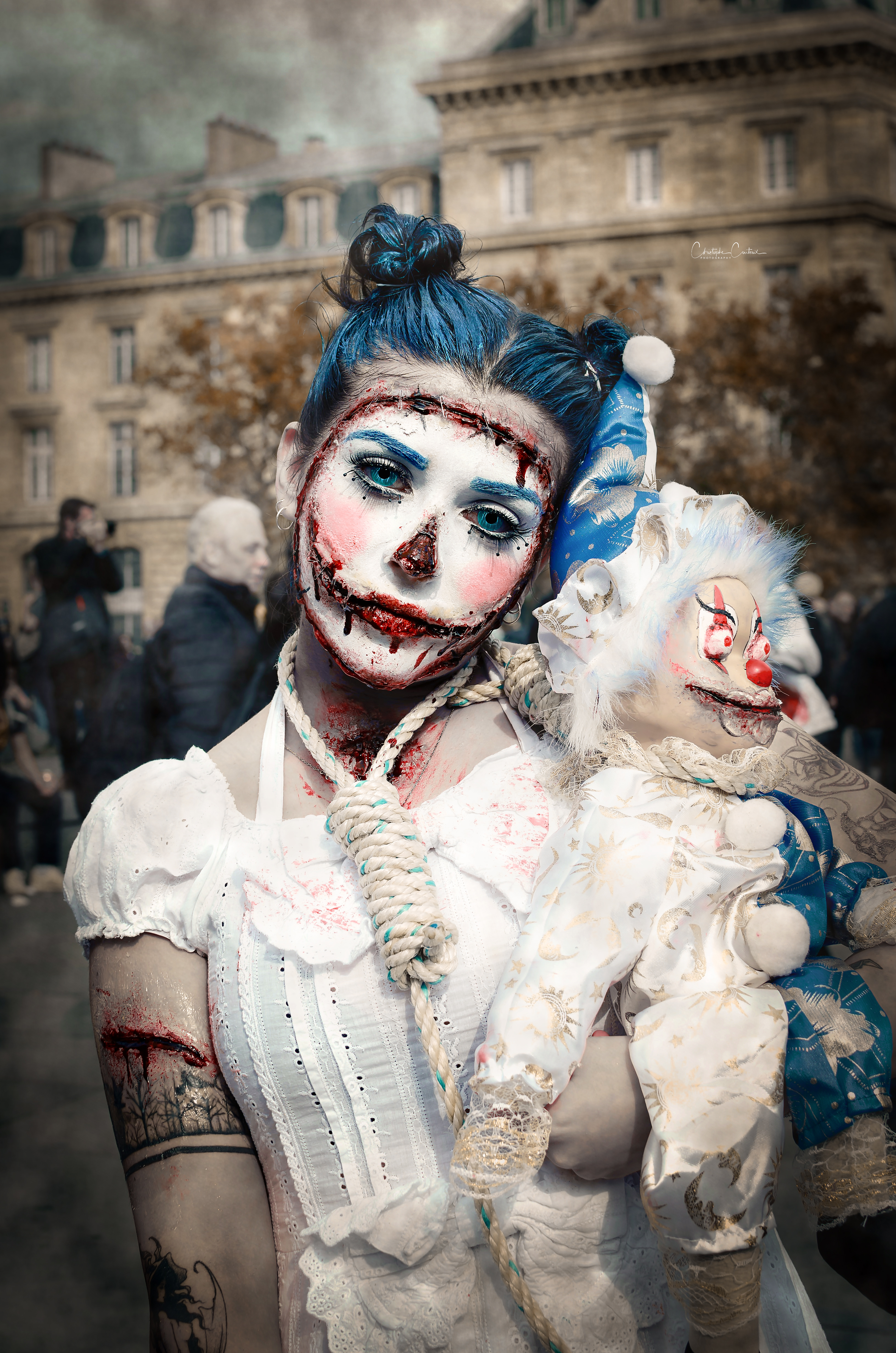 Zombie Walk Paris 2019