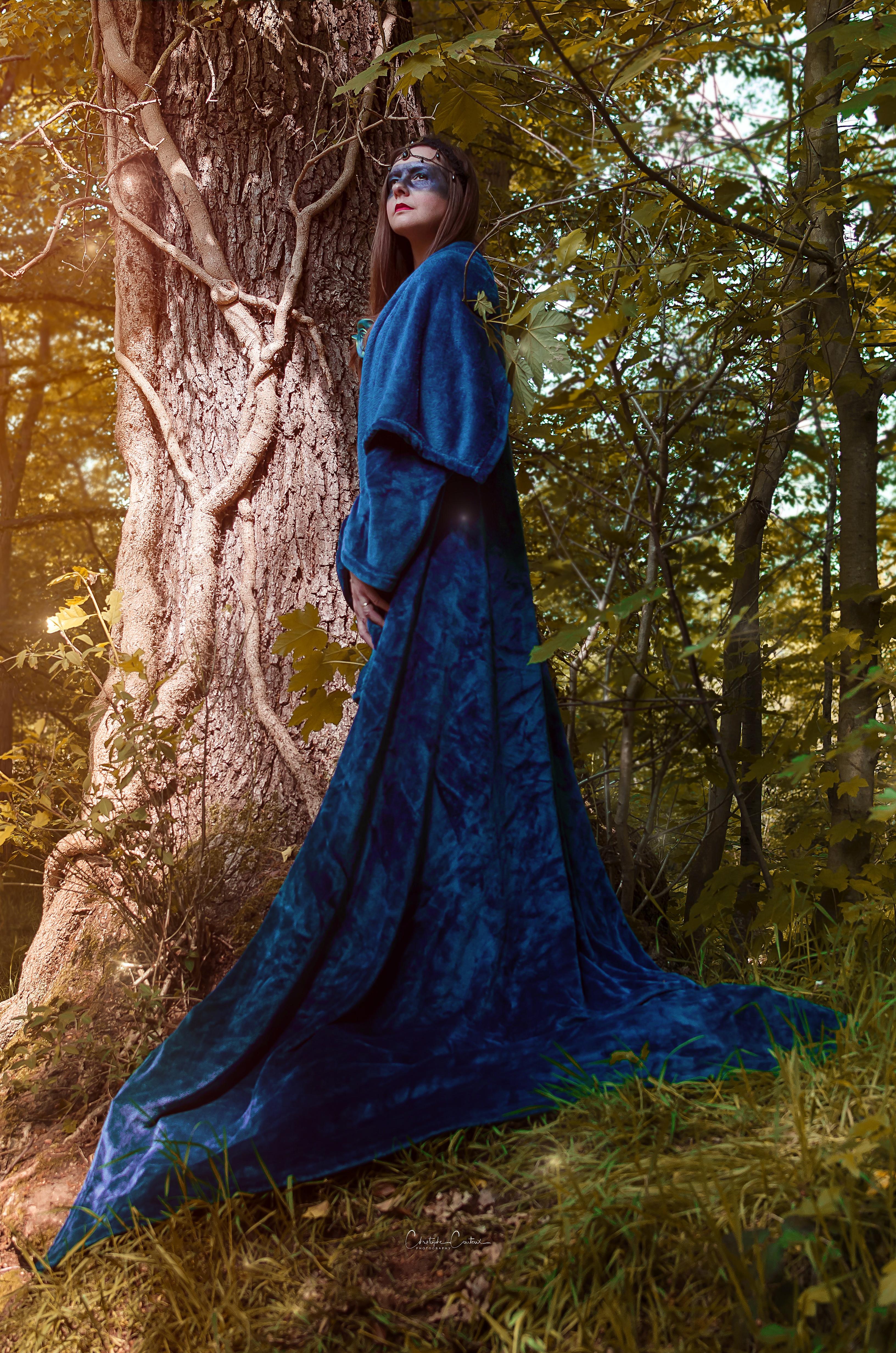 Reine du de la forêt de Sénart