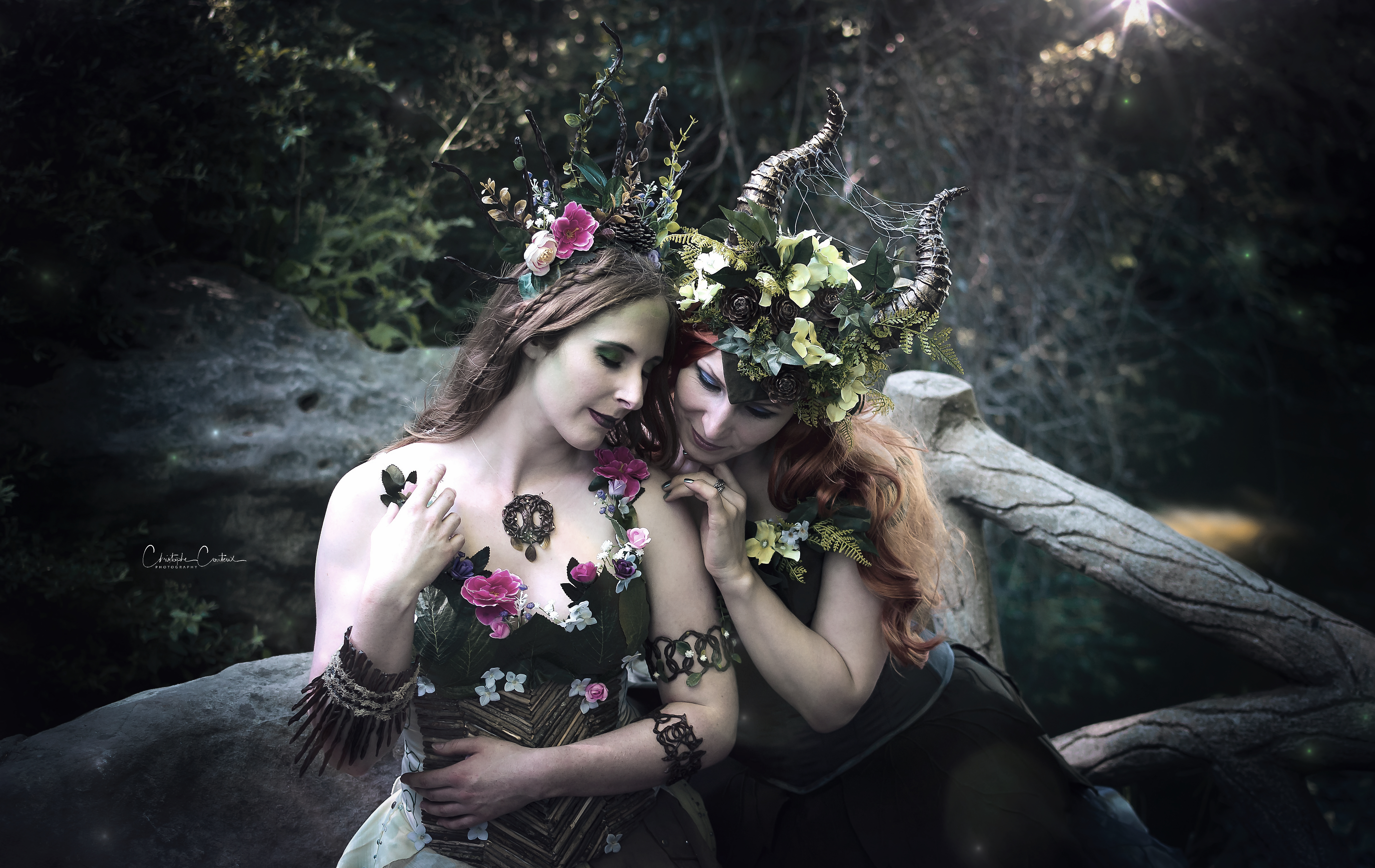 Marion & Kristina