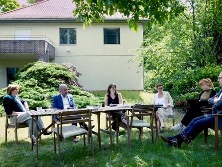 Two years Einstein Center Chronoi / Zwei Jahre Einstein Center Chronoi