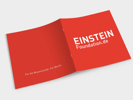 Einstein Foundation Berlin awarded the Science Foundation of the Year 2021