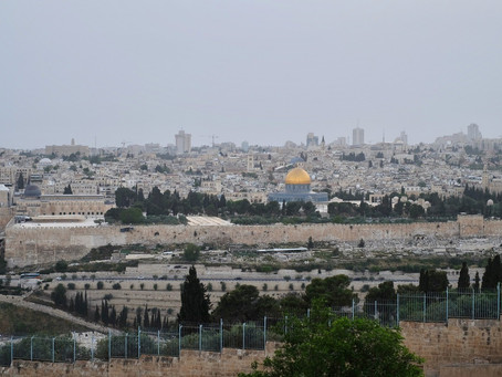 May 2019 Exploratory Workshop in Jerusalem