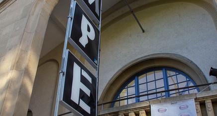 Theater Rampe