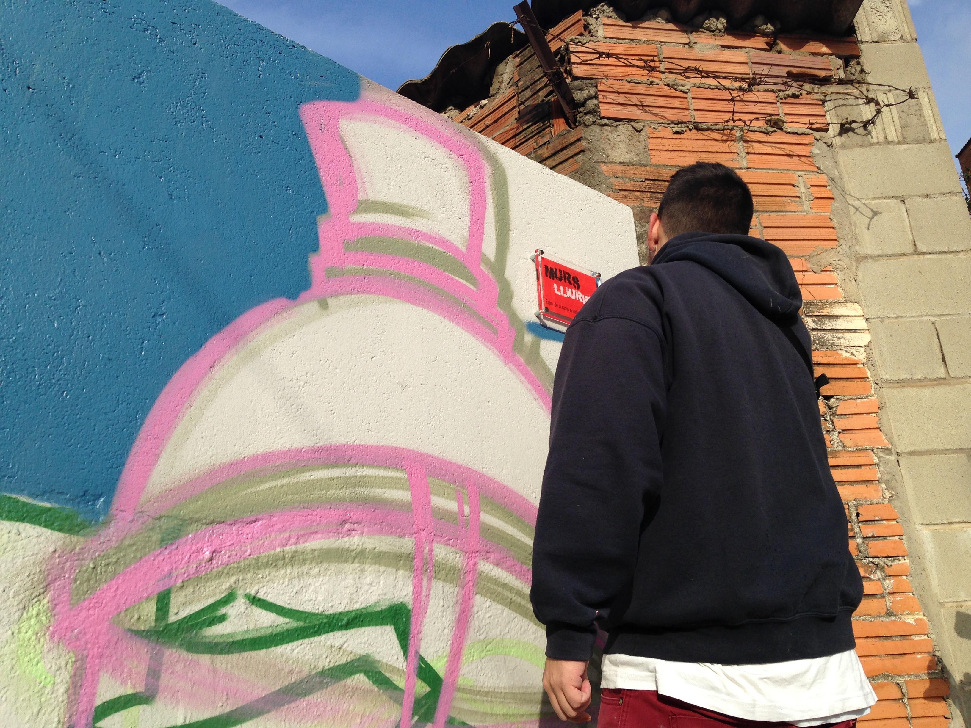 Murs Lliures: Mur 1