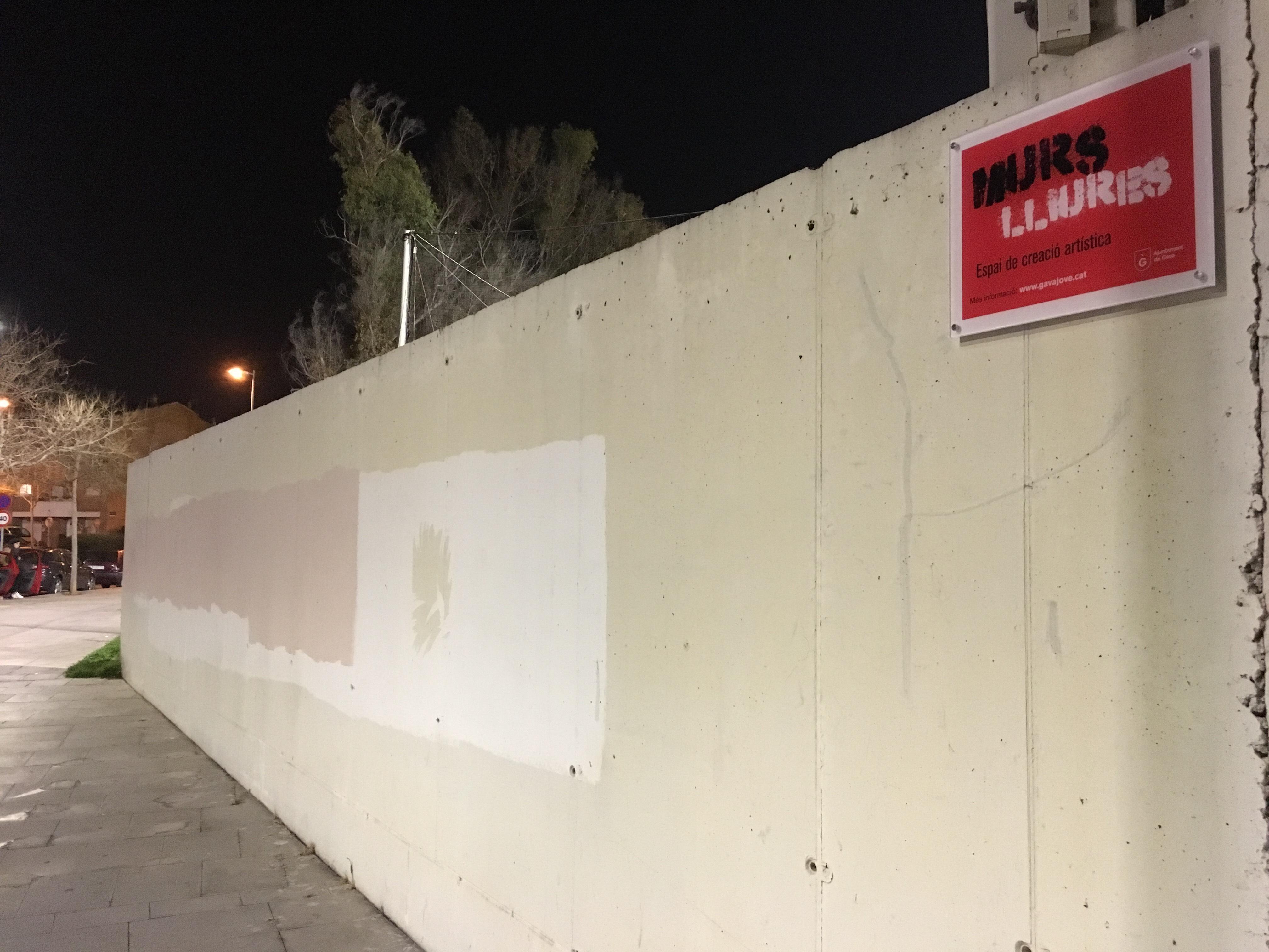 Murs Lliures: Mur 2