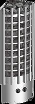 GoSauna moodulsaun mobiilne puidust välisaun harvia elektrikeris glow corner.