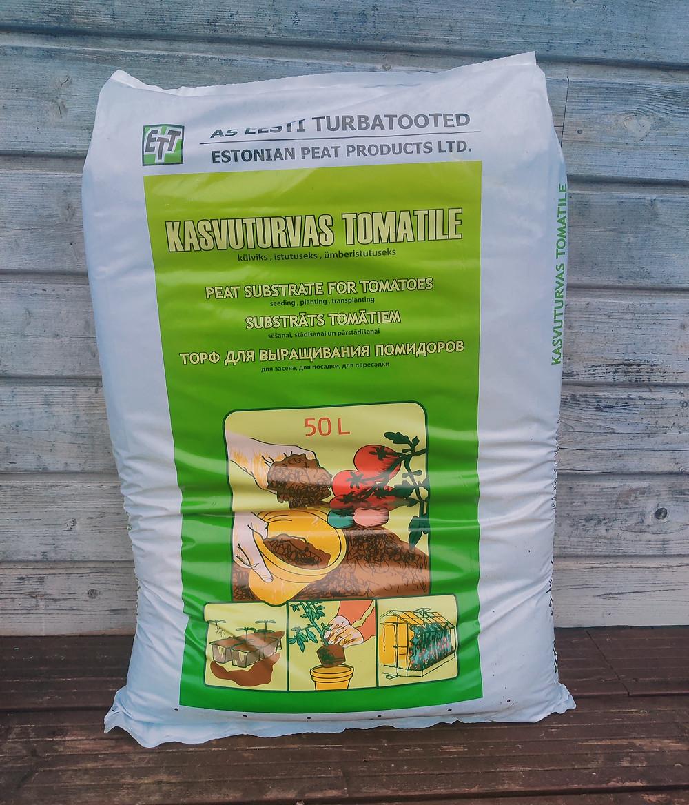 AS Eesti Turbatooted Kasvuturvas