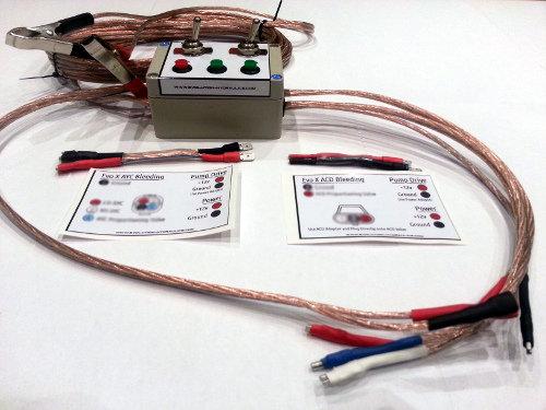 Evolution AYC / ACD Bleed / Control Box Evo 10