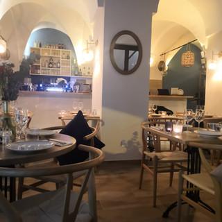 Restaurant à Nice, La Villa Massenet