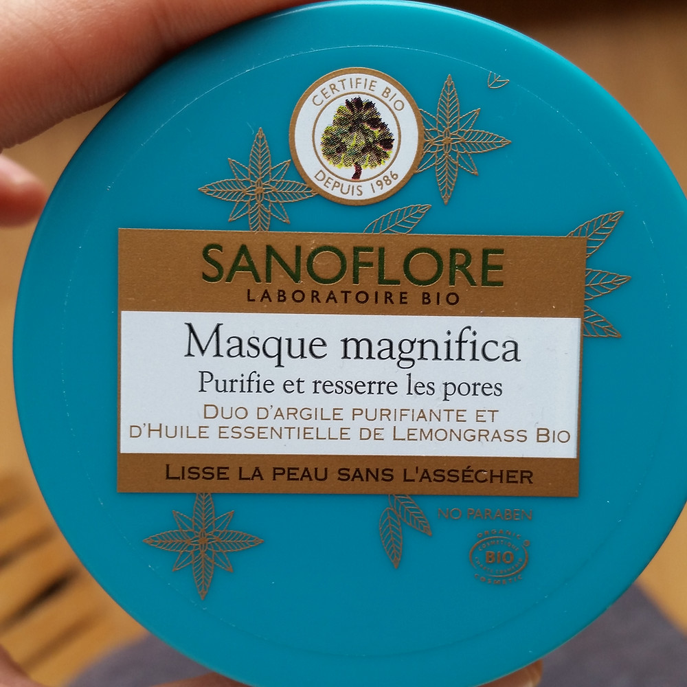 Masque Magnifica de Sanoflore