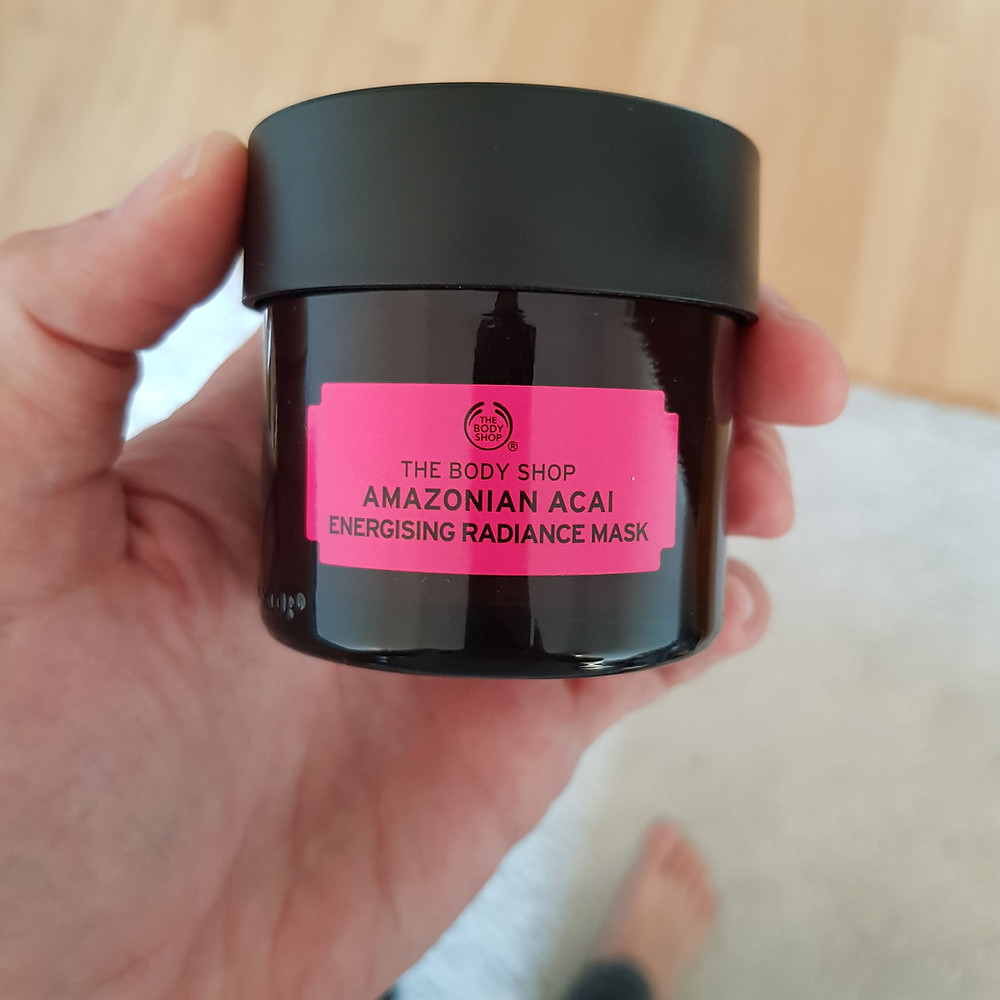 Masque Amazonian Acai The Body Shop