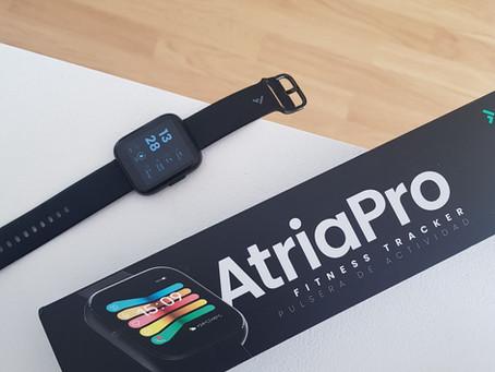 J'utilise la montre connectée Atria 2.0 de FitTrack, mon avis