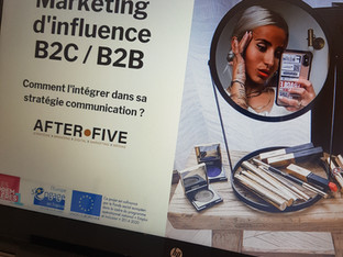 [Formation] La Team After Five forme les entrepreneures des Premières Sud au marketing d'influence