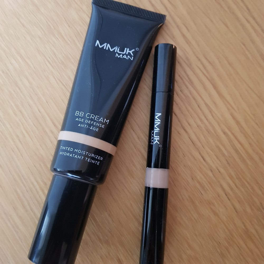Maquillage pour homme MMUK