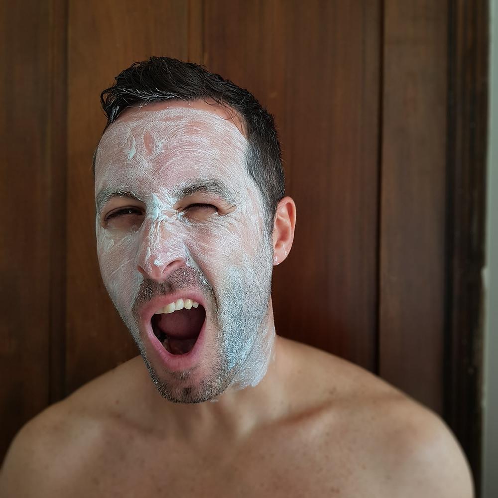 masque visage hydratant SOS Hydra de Clarins