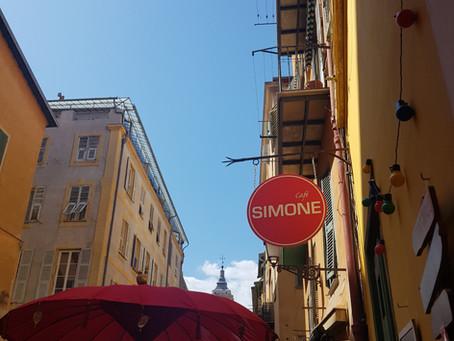 Café Simone à Nice, une pause bretonne dans le Vieux Nice