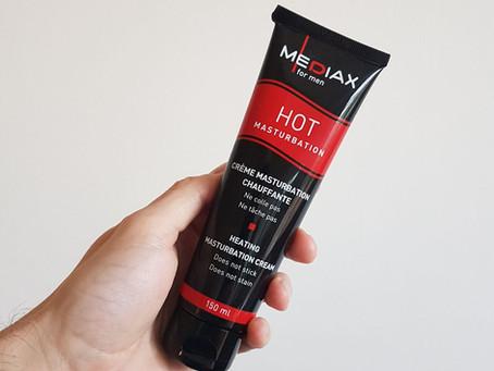 Test de la crème de masturbation chauffante, notre avis