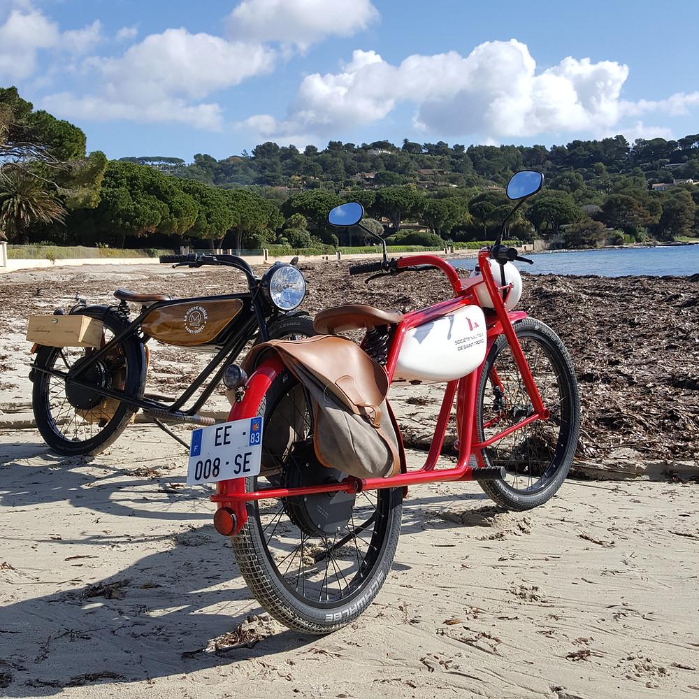 La Guêpe Mobile Saint Tropez