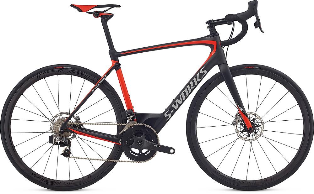 Specialized Roubaix S-Work eTap
