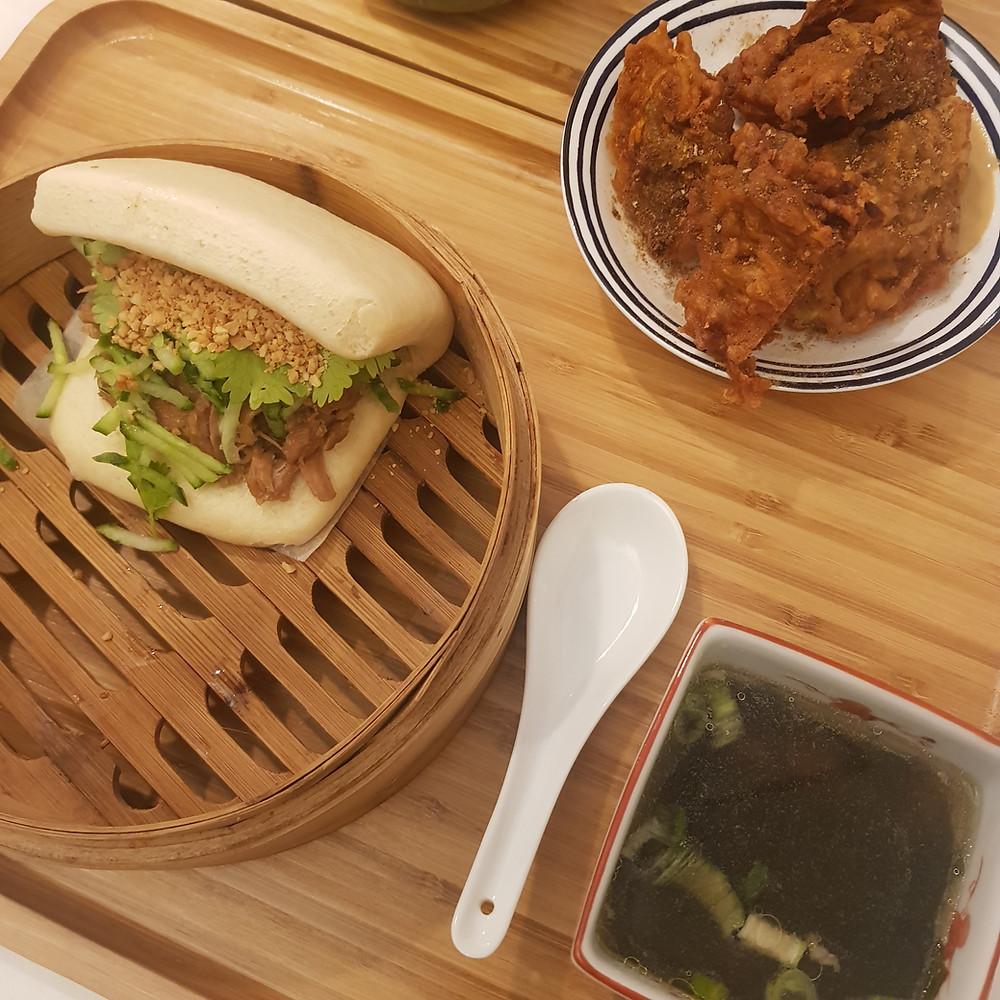 cuisine taïwanaise à Nice avec Kooc Bao
