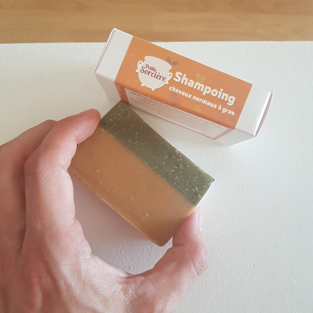 Shampoing solide Petite Sorcière
