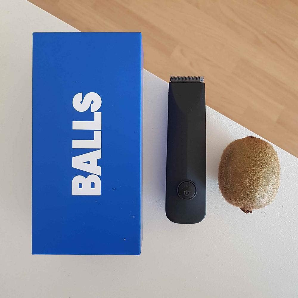 tondeuse testicule de Balls
