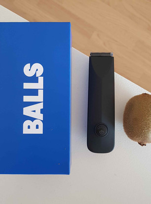 J'ai testé la tondeuse testicule de Balls, mon avis