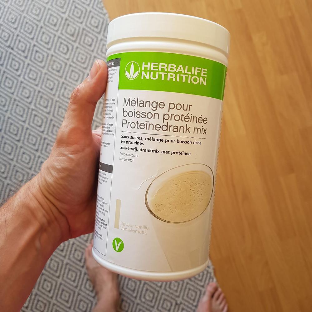 mélange pour boisson protéinée Herbalife