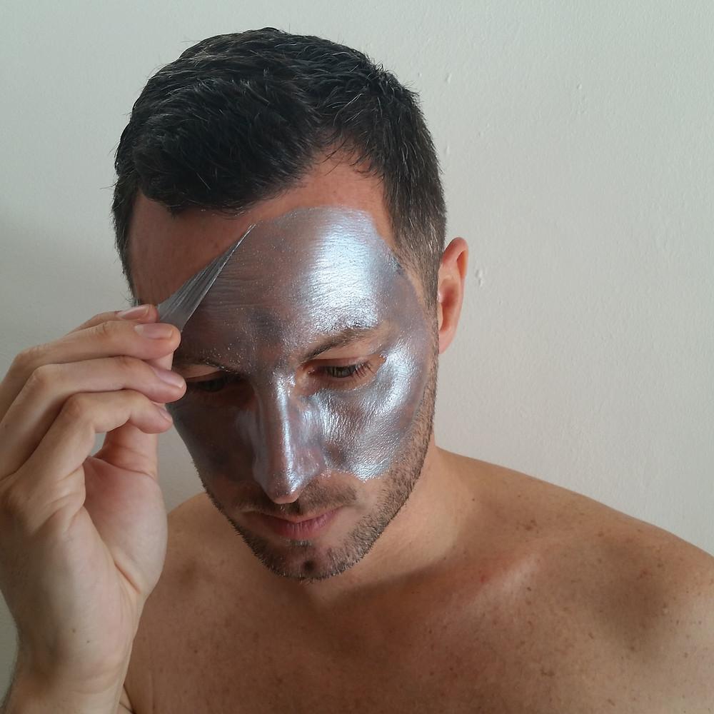 StriVectin masque argent Peel-off