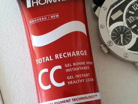 CC crème pour homme Total Recharge de Biotherm Homme