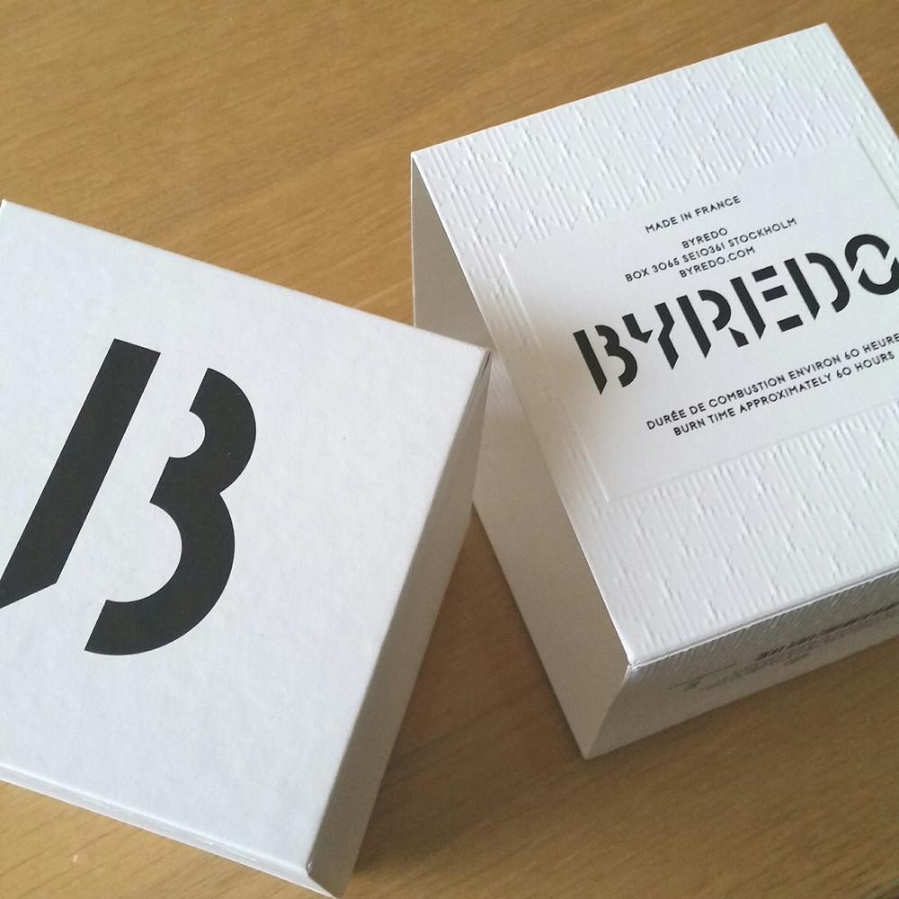 marque Byredo