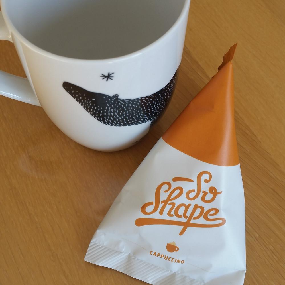 So Shape minceur cappuccino