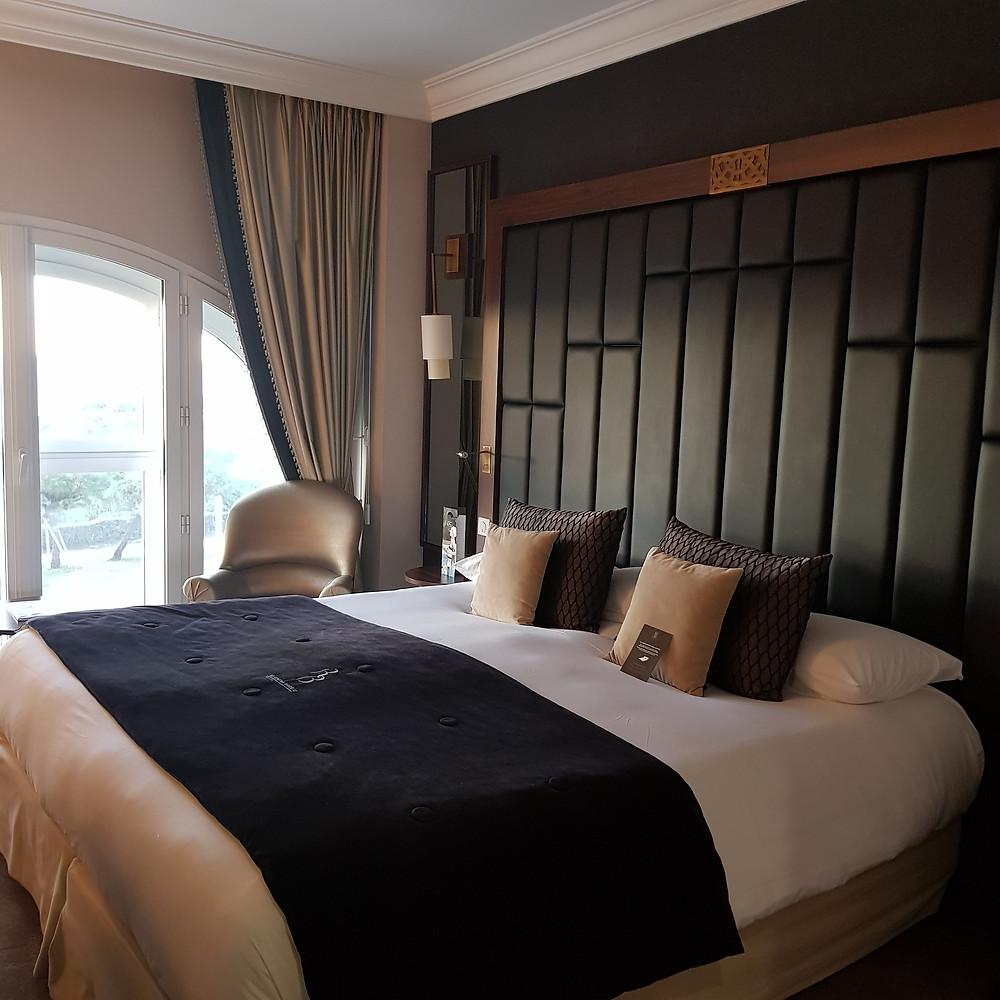 chambre Hotel Le Régina Biarritz