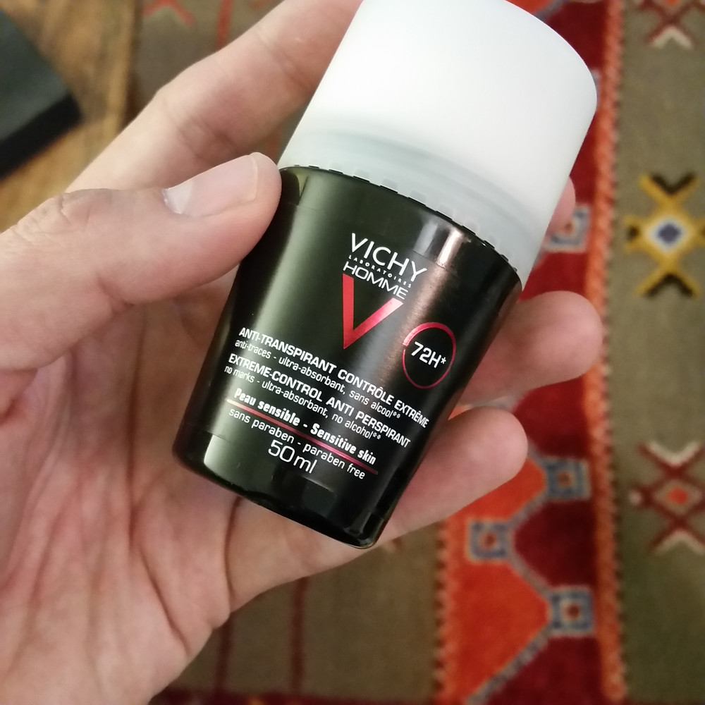 Anti transpirant Vichy Homme