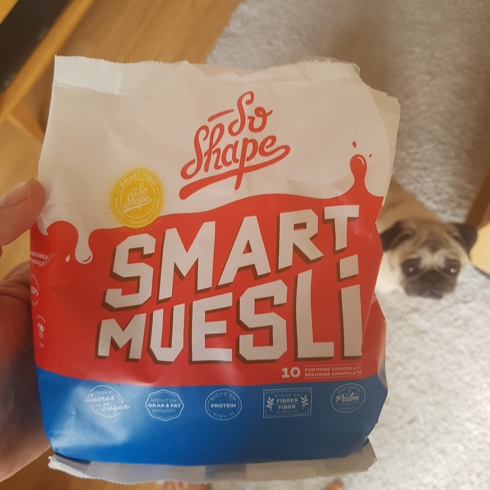 Smart Muesli Chocolat de So Shape