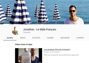Youtube Le Mâle Français
