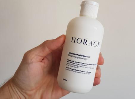 Shampoing hydratant Horace, mon avis
