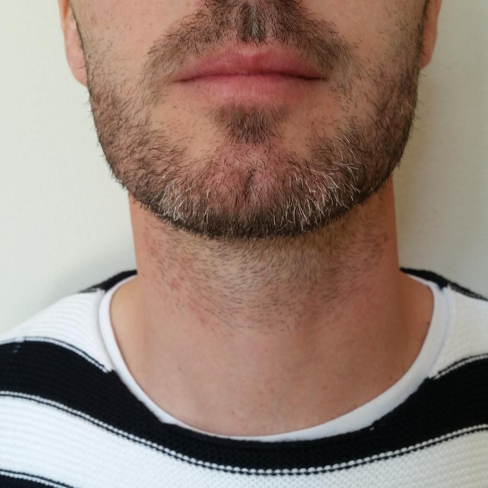 teinture pour barbe