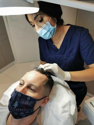 Compte-rendu de mes séances de mésothérapie cheveux