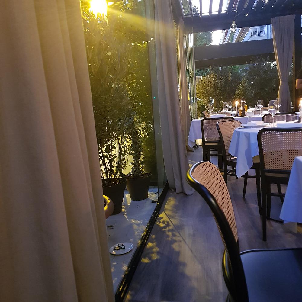 Restaurant Nespo à Nice par Le Mâle Français